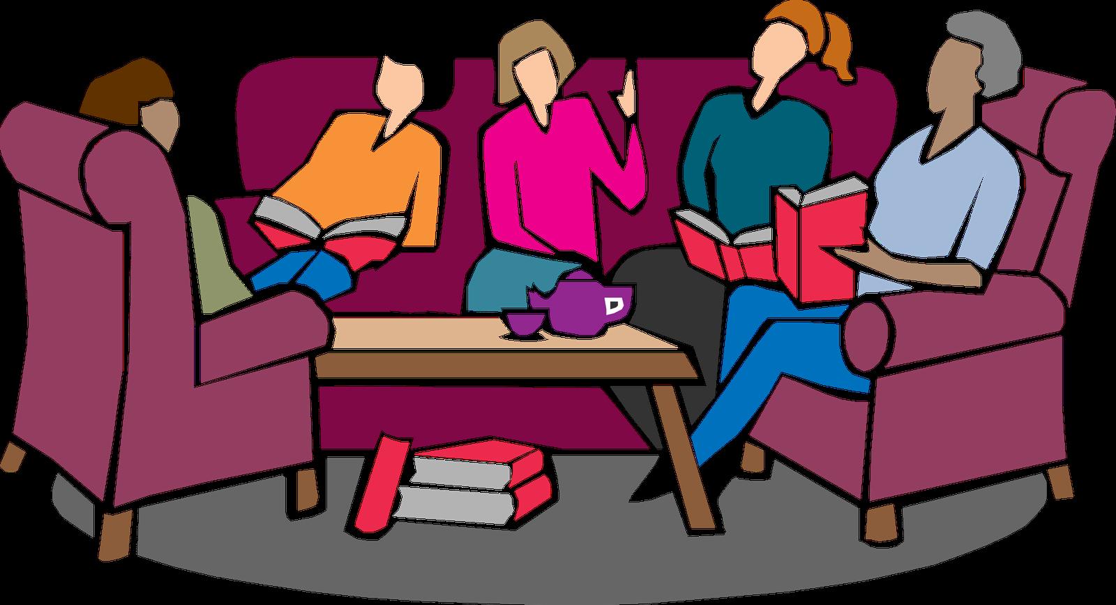 St Michaels Book Club 2017